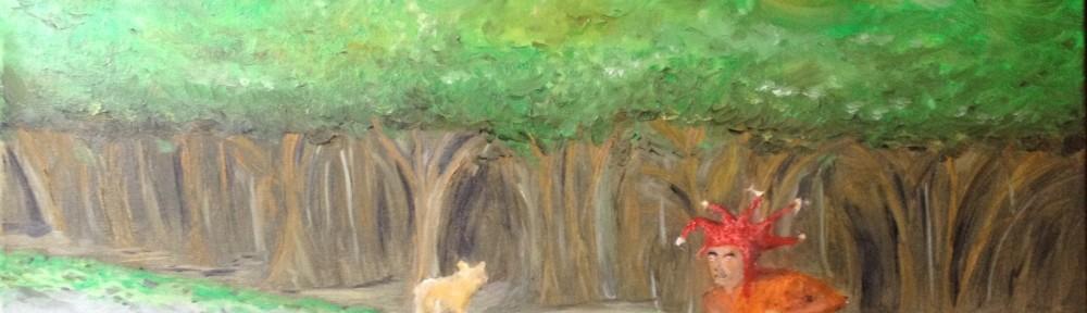 Quadro a Forest focus
